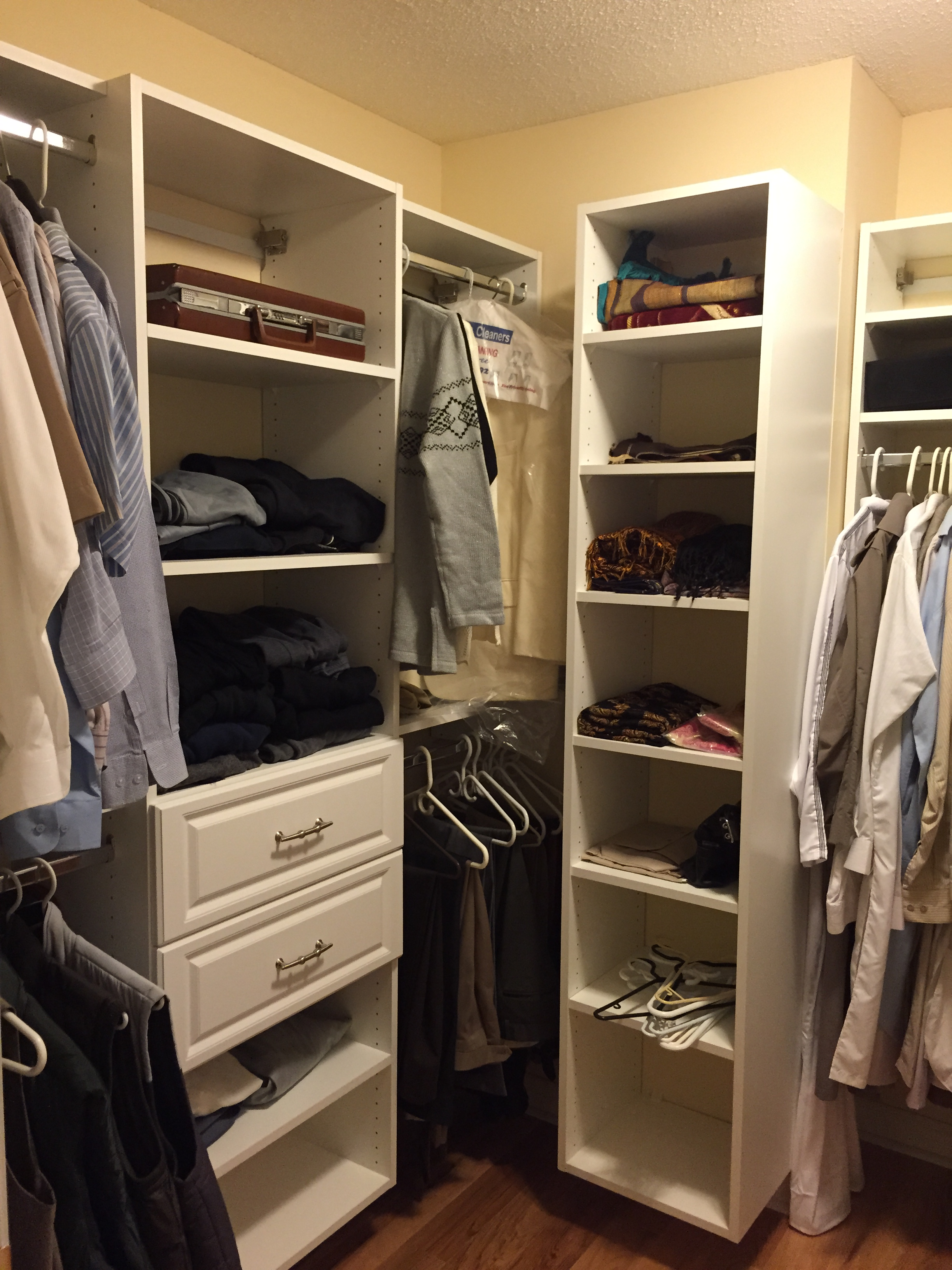Walk In Closets Toronto Custom Closet Organizers