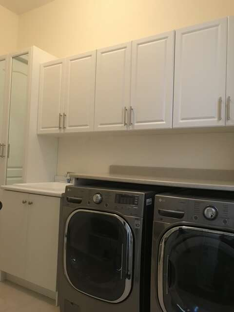 Laundry, Pantry & Mud Rooms